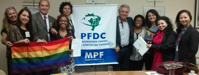 Grupo recebido do PFDC