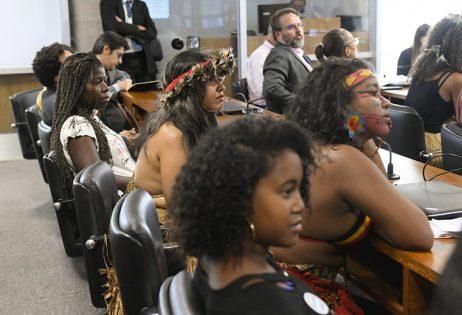 Audiência no Senado sobre o Fundeb
